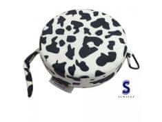 senseez Vibrační polštář.Chlupatá kráva