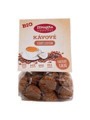 Biopekárna Zemanka kávové sušienky s kokosom BIO 100g (bal. 20ks)