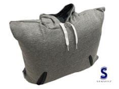 senseez Vibrační polštář.Trendy hoodie
