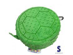 senseez Vibrační polštář.Zelená želva