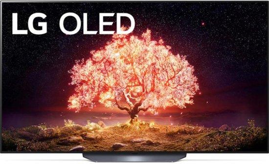 "LG OLED65B13LA 65""(164cm)4K Smart OLED TV Fekete színben"