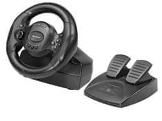 Rayder 4 in 1 volan s pedali za PC/PS3/PS4/Xone