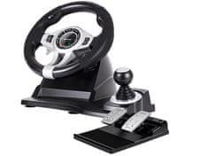 Tracer Roadster 4in1 volan s pedali za PC/PS3/PS4/Xone