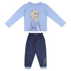 Disney lány pizsama Frozen II 2200007683, 98, kék