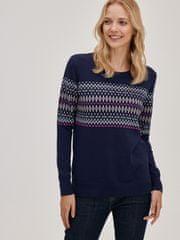 Gap Pletený svetr se vzorem M