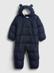 Gap Baby zimní prešívaný overal 12-18M