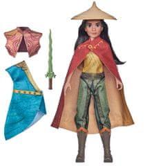 Disney Raya and the Last Dragon, Raya kalandrozásra kész ruhákkal