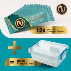 Nupreme Proteinové tyčinky 12 ks v plastové dóze