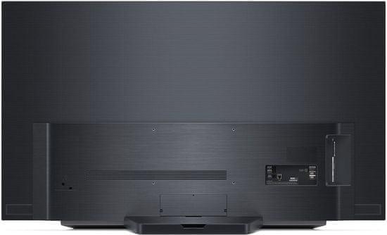 "LG  OLED65C11LB 65""(164 cm)4K Ultra HD webOS 6.0 Wi-Fi Smart OLED TV gamer mód hangvezérlés"