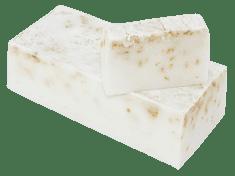 L´Cosmetics Prírodné ručne robené mydlo bez SLS - Kozie mlieko 100G +/-6%
