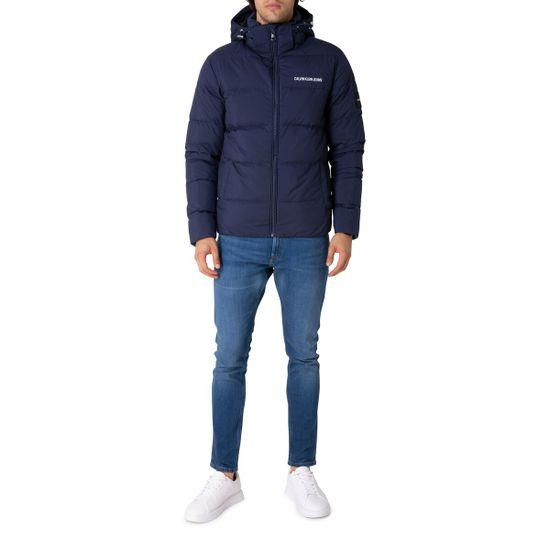 Calvin Klein Bunda Eo/ Hooded Dwn Jkt, Chw