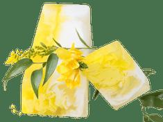 L´Cosmetics Prírodné ručne robené mydlo bez SLS - Belle (inšpirované Lancome La vie Est Belle) 100g +/-6%