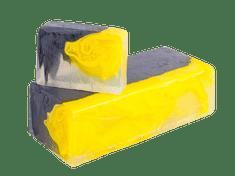 L´Cosmetics Prírodné ručne robené mydlo bez SLS - Black XC (inšpirované Paco Rabanne - Black XS) 100g +/-6%