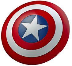 MARVEL Legends Series Captain America štít k 80. výročí
