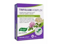 Evalar Trifolium na snížení cholesterolu 30 kapslí