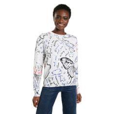 Desigual Ženski pulover Jers Boston 21WWJF771000 (Velikost XL)