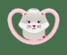 Nuk Dudlík Space, SI, V1, 0-6m Kočka