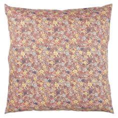 IB Laursen povlak na polštář s květinovým vzorem 60x60 cm