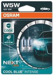 Osram Osram Cool Blue Intense T10 W5W NextGeneration 4000K