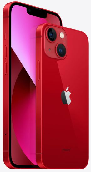 Apple iPhone 13, 512GB, (PRODUCT)RED™