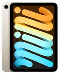 Apple iPad mini 2021, Wi-Fi, 64 GB, Starlight