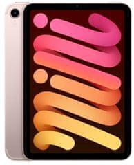 Apple iPad mini 2021, Cellular, 256GB, Pink