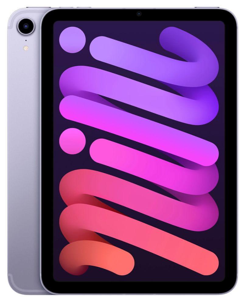 Apple iPad mini 2021, Cellular, 64GB, Purple