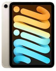 Apple iPad mini 2021, Cellular, 64GB, Starlight