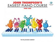 John Thompson's Easiest Piano Course, Part One