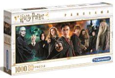 Clementoni Panoramatické puzzle Harry Potter 1000 dílků