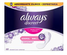 Always Inkontinenční vložky Normal 68 ks