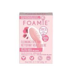 Foamie Čisticí mýdlo pro všechny typy pleti Gentle Cleansing (Cleansing Face Bar) 60 g