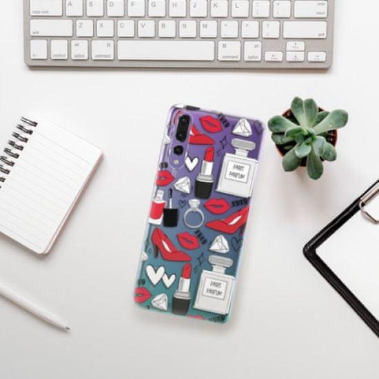 iSaprio Silikonové pouzdro - Fashion pattern 03 pro Huawei P20 Pro