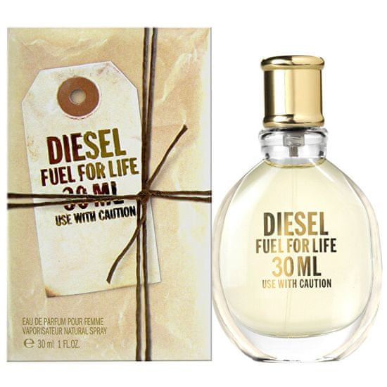 Diesel Fuel For Life Woman - EDP