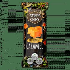 Strips Chips Protein Bar - Karamel