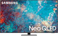 "SAMSUNG QE75QN85AATXXH 75""(189cm)Tizen OS Smart Neo QLED TV 4K Ultra HD felbontással (3840×2160) ECLIPSE SILVER"