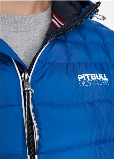PitBull West Coast Pitbull West Coast Seacoast II télikabát - királykék