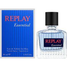 Replay Essential For Him - woda toaletowa 30 ml