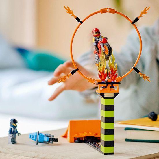LEGO City 60299 Kaskadersko tekmovanje