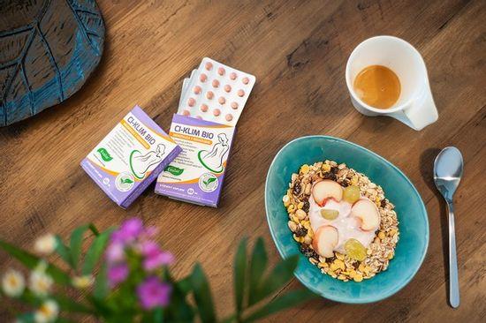 Evalar Ci-Klim Bio menopauza v rovnováze, doplněk stravy, 60 tablet