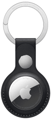 Apple AirTag Leather Key Ring - Midnight (MMF93ZM/A)