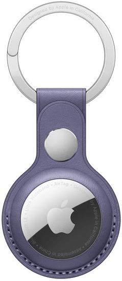 Apple AirTag Leather Key Ring privjesak za ključeve, Wisteria (MMFC3ZM/AA)