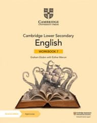Cambridge Lower Secondary English Workbook 7 with Digital Access (1 Year)