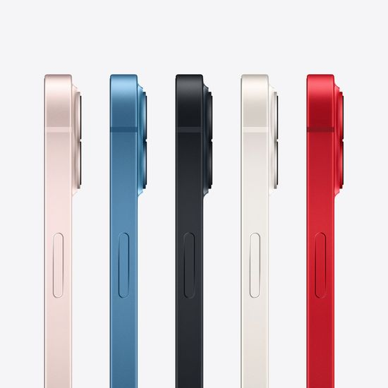 Apple iPhone 13 pametni telefon, 128 GB, Midnight