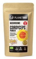 PlanetBIO Bio Cordyceps prášok (150 g)