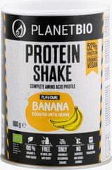 PlanetBIO Bio Proteínový prášok banánový (600 g)