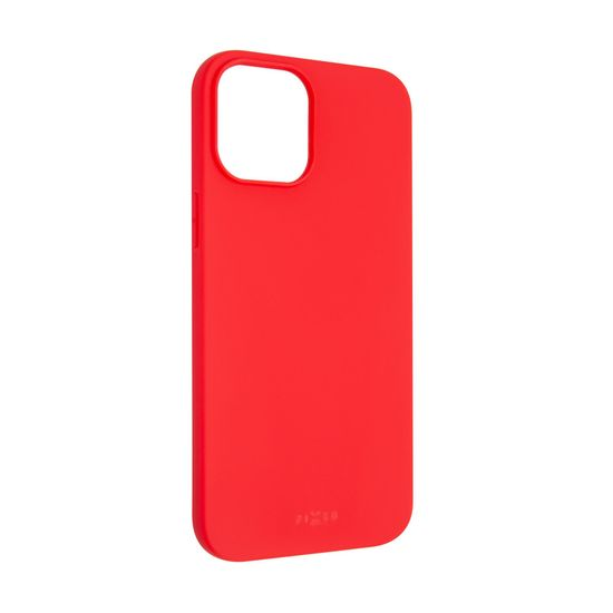 FIXED Zadný pogumovaný kryt Story pre Apple iPhone 13 Pro Max, červený, FIXST-725-RD