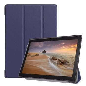 Onasi Style preklopna maskica za Samsung Galaxy Tab S7 FE, 12,4, tamno plava