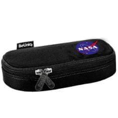 Paso Školní pouzdro NASA černé pevné
