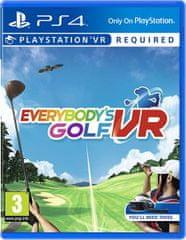 Everybody's Golf (PS4 VR)